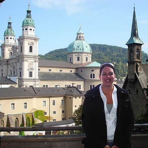 Solo traveling through Austria