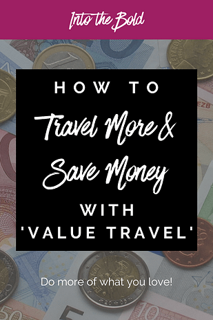how to travel more pin