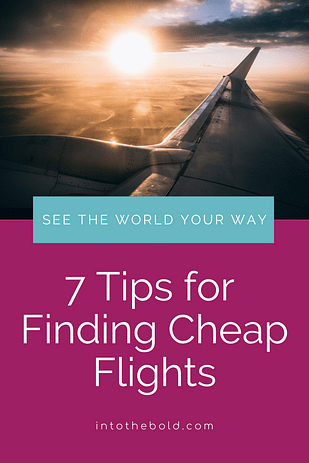 tips for finding cheap flights to anywhere pinterest
